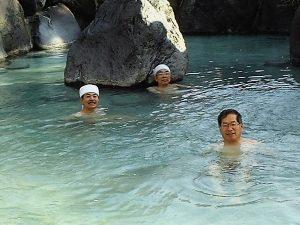 赤倉温泉・滝の湯