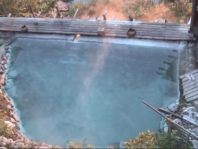この温泉のためにやってきました