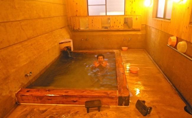 銀の湯共同浴場