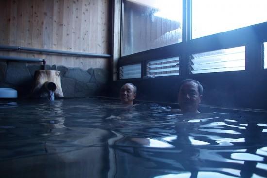 法華院温泉 単純硫黄水素泉