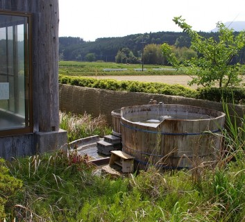 樽の露天風呂