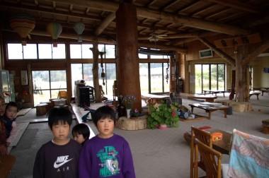 東京から子供達が来ていました