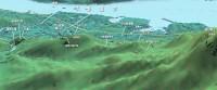 城山登山マップ