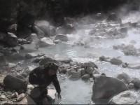 川はどこでも温泉