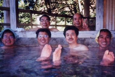 桂茶屋では食事後入浴できます