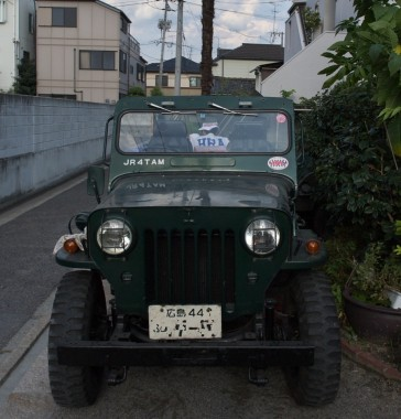 TAMのHJ-58(S51年式)