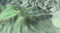 阿弥陀山MAP