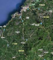 石見温泉MAP