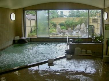 内湯の施設はさすがにホテルですから十分です
