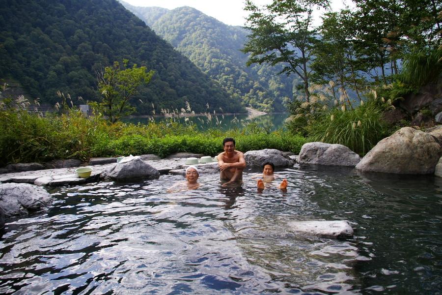 秘湯湯俣温泉キャラバン « AWL Action AWL Action登山や温泉めぐりなどの遊び