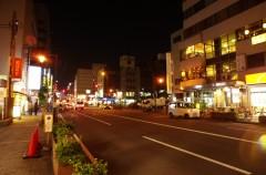 江坂の街はほどほどにぎやか