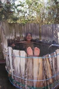 樽湯で快適