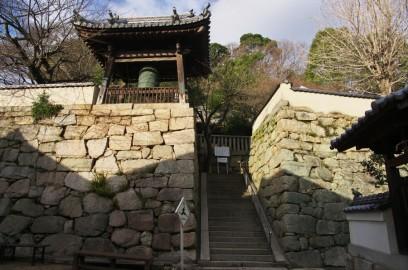お寺や神社が多く残っています