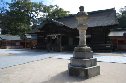 村上水軍の大山祇神社神社