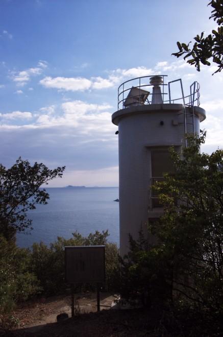 阿伏兎灯台までちょっとトレッキング