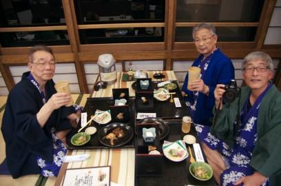 鞆の浦の食事は豪華でした