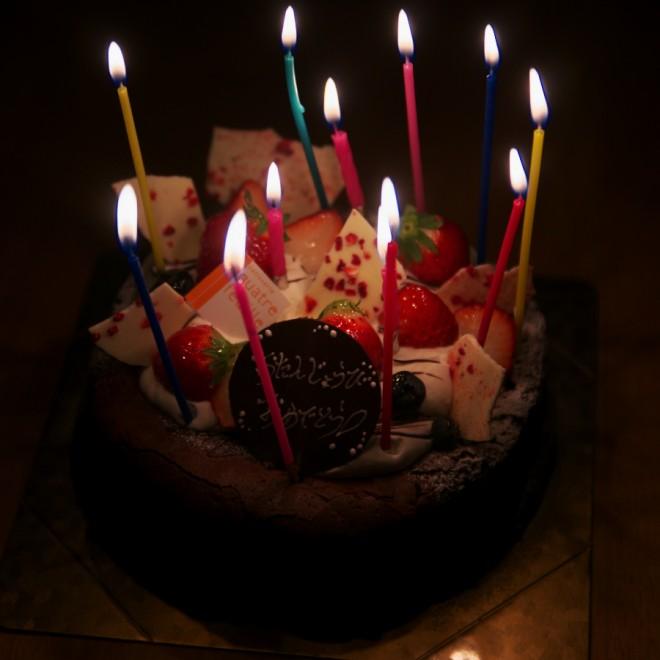 94歳の誕生日ケーキ