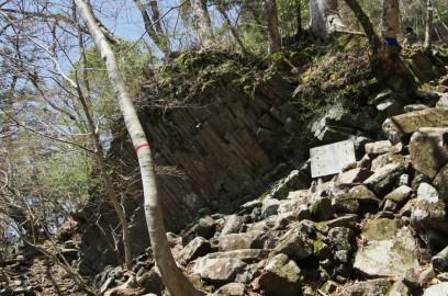 12:30 材木岩