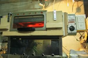 ヒーターが加熱温度を高くする