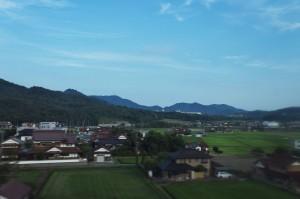 広島を通過して新山口へ