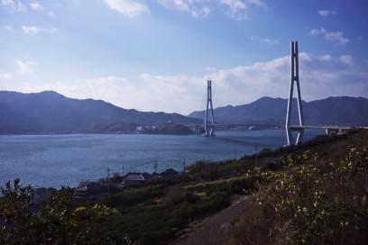 しまなみ海道 多々羅大橋