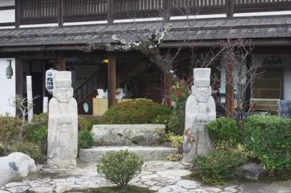 松濤園の朝鮮通信使をおもてなした、ご馳走館