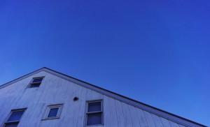 気持ちの良い青空が広がる