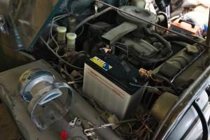 バッテリーを交換(55B24R)