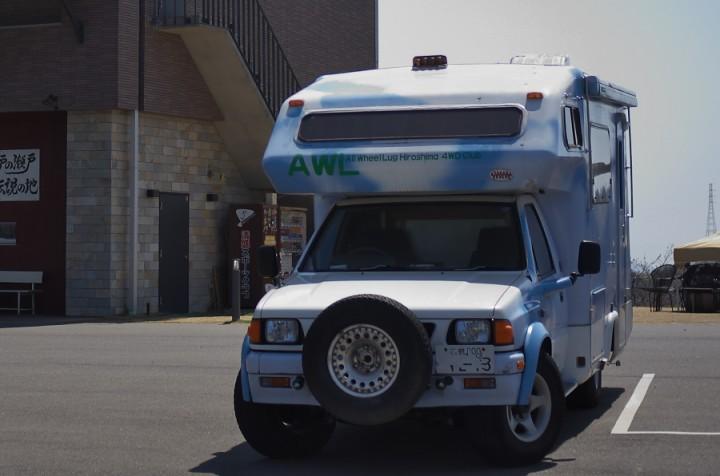 ロデオキャンパーを改造したキッチンカーで飲食移動販売車を申請