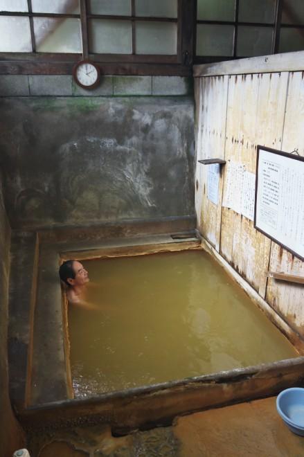 NGAIさんも烏の行水から長湯 上がり湯の五右衛門風呂が良い