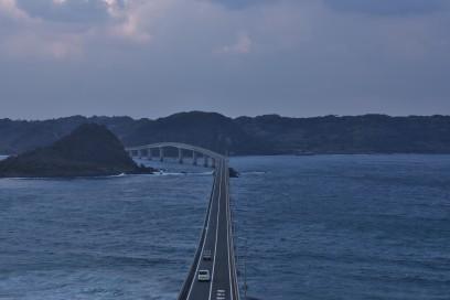 角島大橋の先は角島