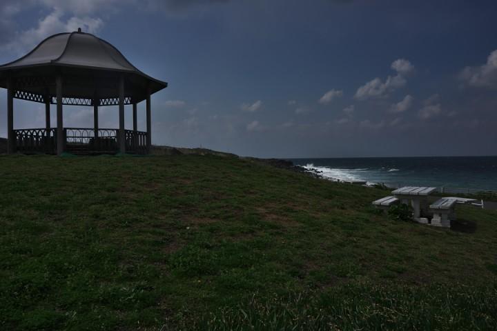 角島の先端 夢崎波の公園