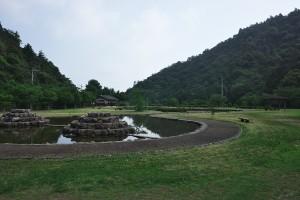 緑水公園は設備もそろって良い場所でした