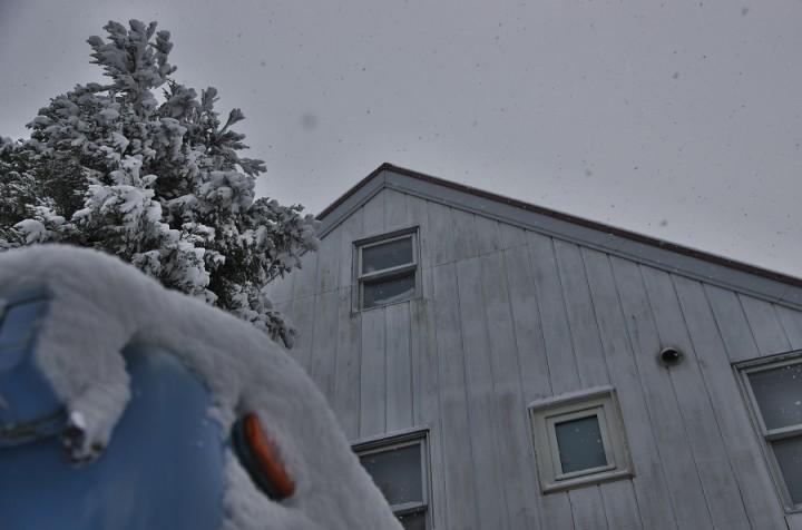 広島は大雪 まだ降っています