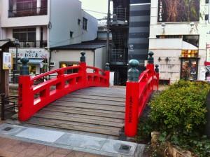 日本三大がっかり名所 はりまや橋
