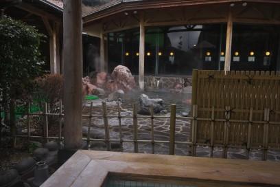 一ノ俣グランドホテル ¥1100と高い