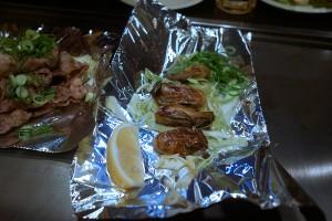 似島の牡蠣