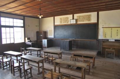 分校の教室