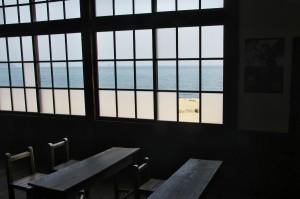海の見える分校