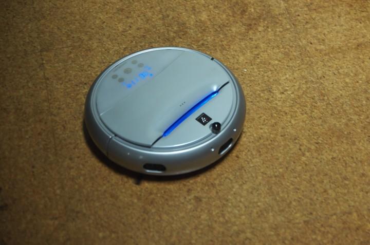 SHARP ロボット家電 COCOROBO シルバー系 RX-V80-S
