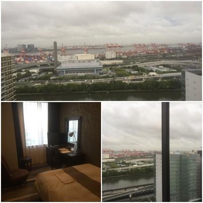 品川シーサイドの新しいホテル
