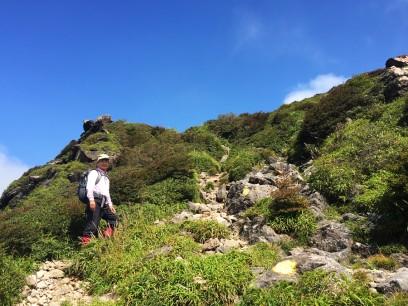 10:26 辛い登りが続く