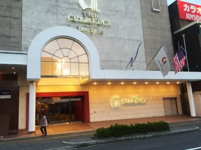 徳山のホテルはニューヨークスタイル