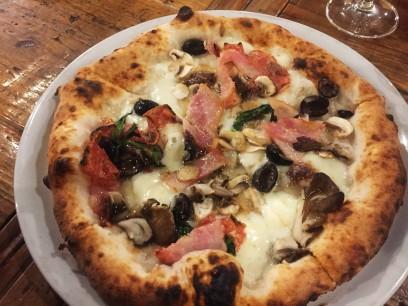 どのPizzaも美味しい