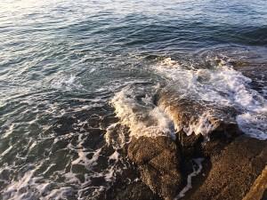 潮騒の心地よい