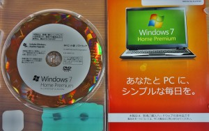 Windows7 64bit 正規版