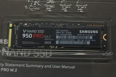 M.2_SSD SAMSUNG 950ProM.2 256GB
