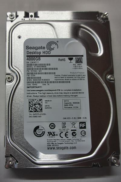 HDD Seagate 4TB 5900rpm