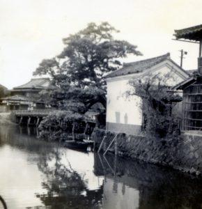 昭和27年頃の松江