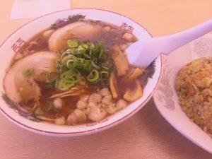 広島駅で時間があるので、尾道ラーメン